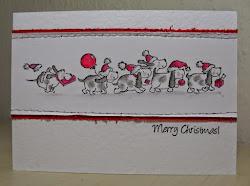 Christmas Card Tally 2015