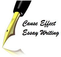 Cause / Effect Essay Cause / Effect Essay Specific Vocabulary