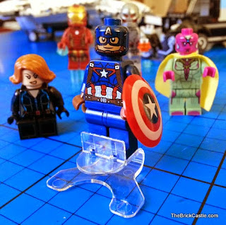 Avengers Quinjet 76032 Superjumper Captain america Marvel