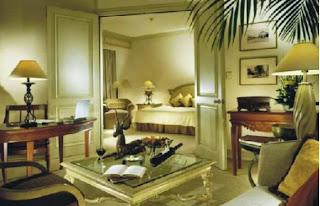 Hyatt Regency Bandung - kamar Deluxe king