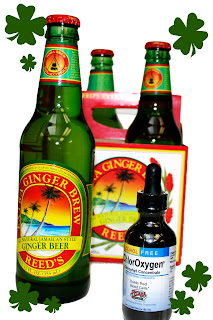 lassensloves.com, Lassen's, Green+Ginger+Beer, St.+Patrick's+Day