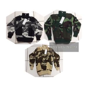 sweater anak motif loreng / jaket anak