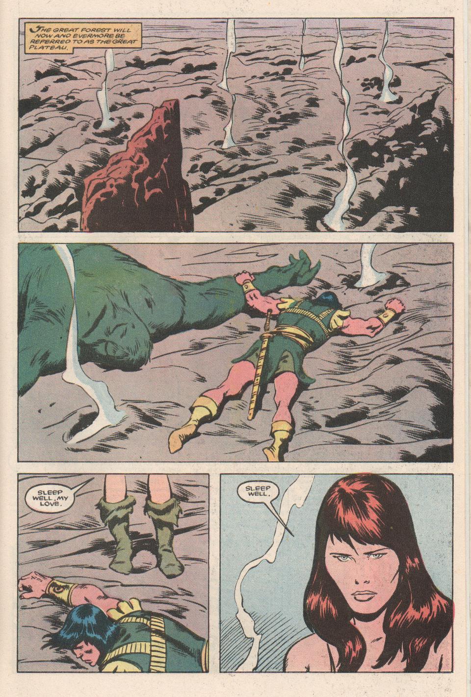 Conan the Barbarian (1970) Issue #180 #192 - English 22