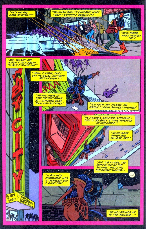 Deathstroke (1991) Issue #12 #17 - English 16