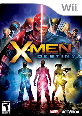 X-Men: Destiny PSP