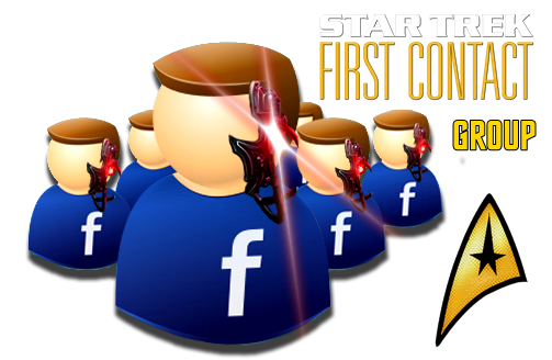 Star Trek First Contact en Facebook