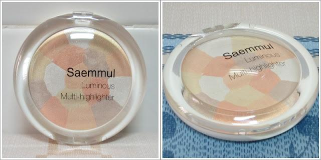 Saemmul Luminous Multi Highlighter (The Saem)