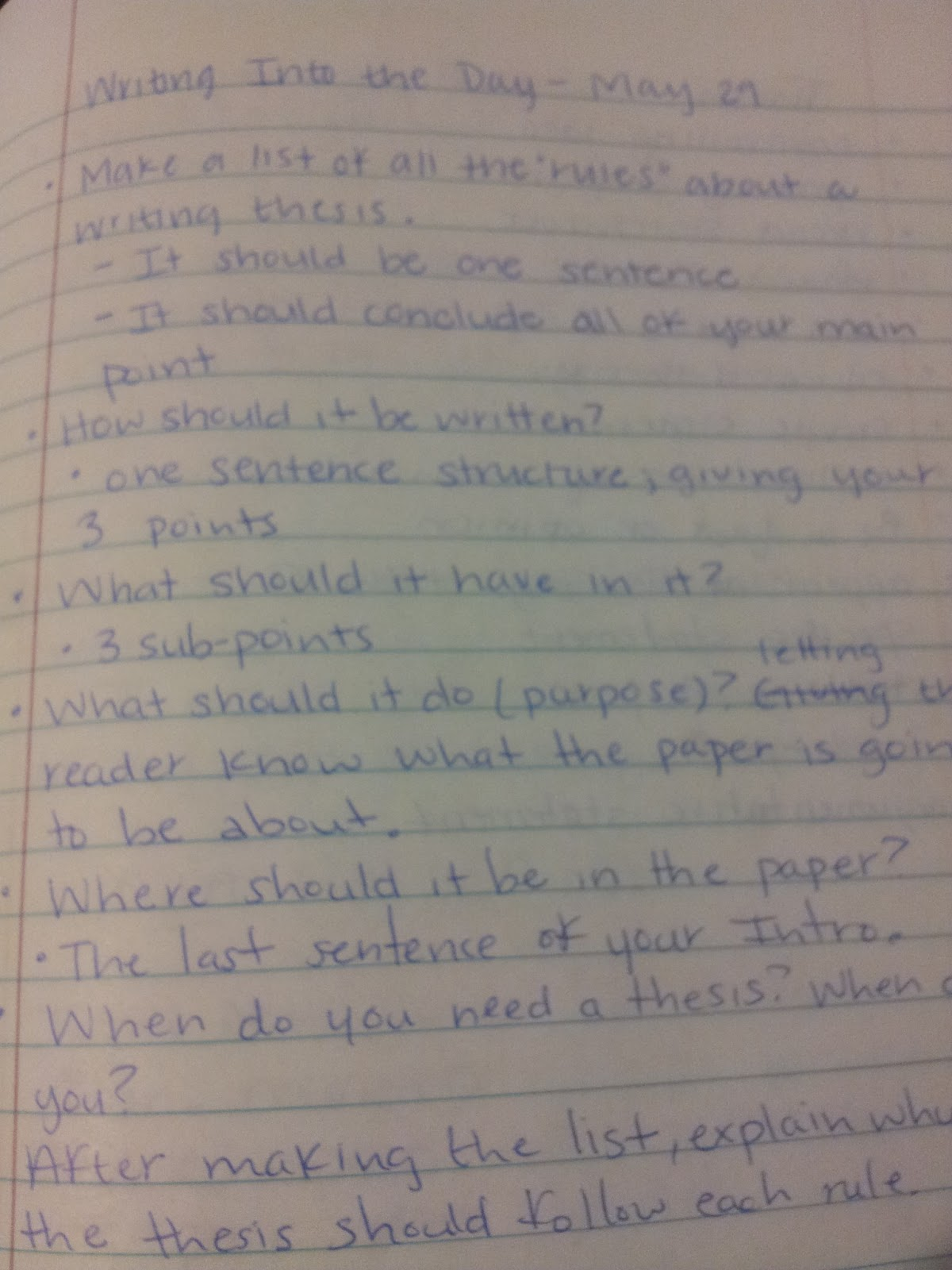 Escape from reality essay