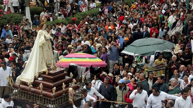 Fiesta Virgen Candelaria en Tlacotalpan Veracruz