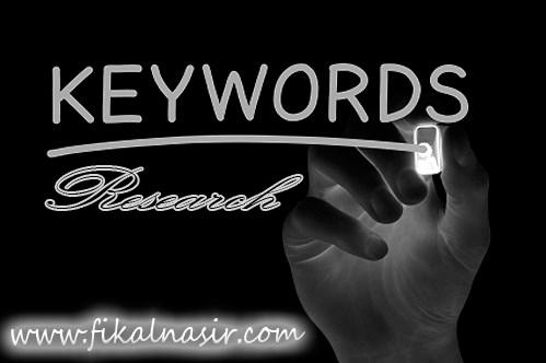 2 alasan melakukan keyword research