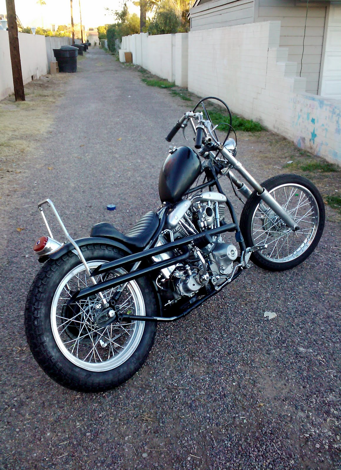 love cycles 1978 shovelhead