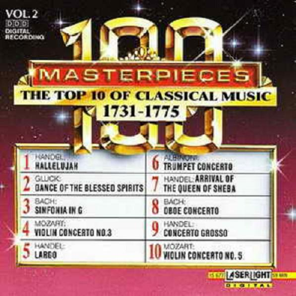 100 obras de musica clasica: