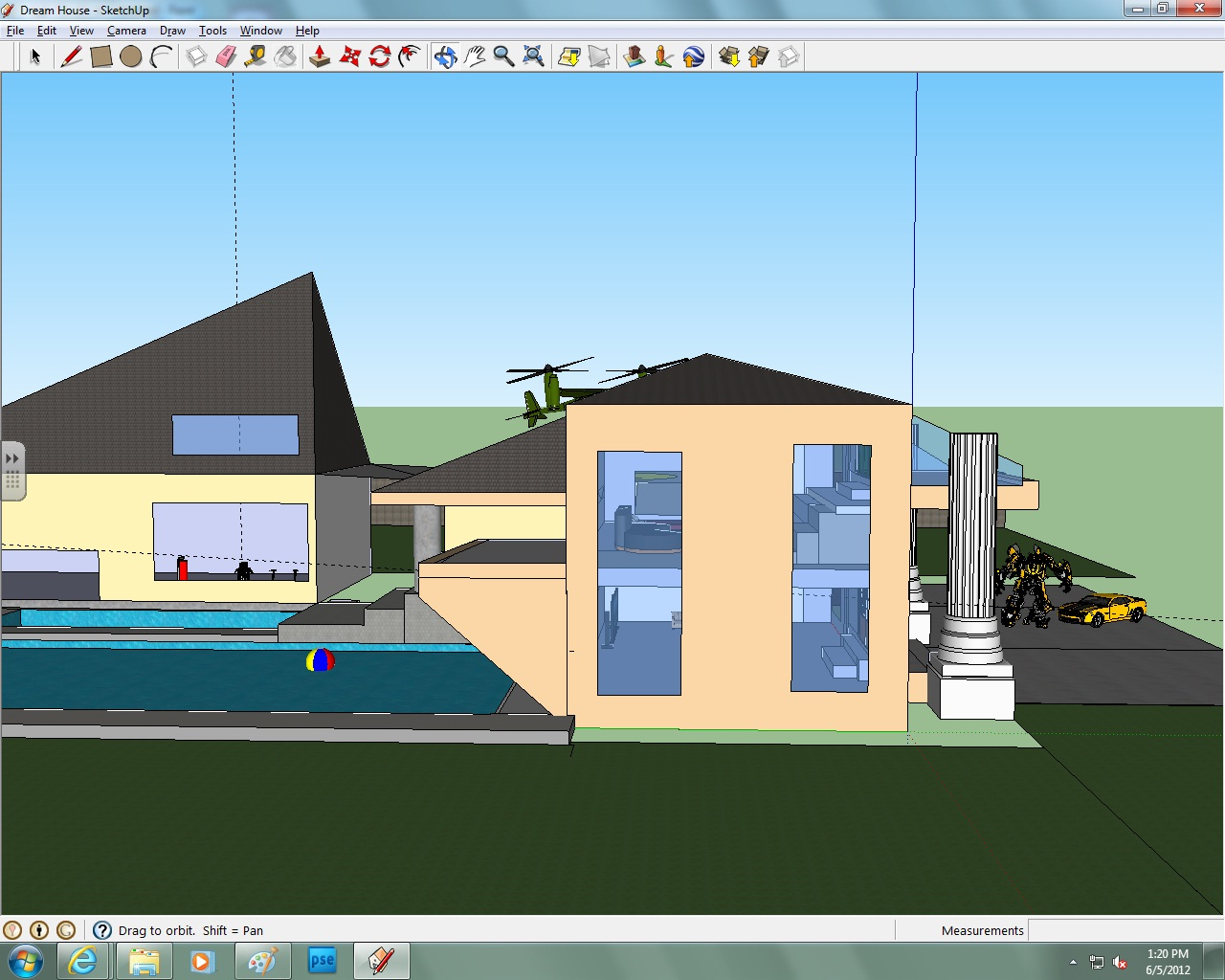 Awsaf 39 s blog my dream house for Building our dream home blog