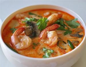 Resep Sup Udang Asam Pedas lezat