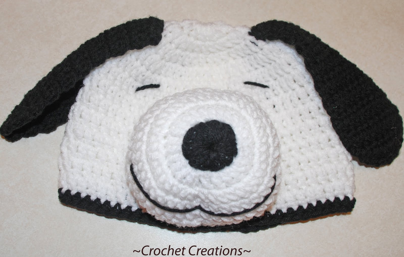 SNOOPY CROCHET PATTERNS ? Easy Crochet Patterns