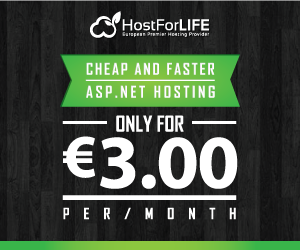 European Best, Cheap and Reliable ASP.NET & SQL Server Hosting with Instant Activation