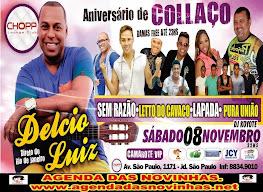 CHOPP LOUNGE CLUB - ANIVERSÁRIO DE COLLAÇO.