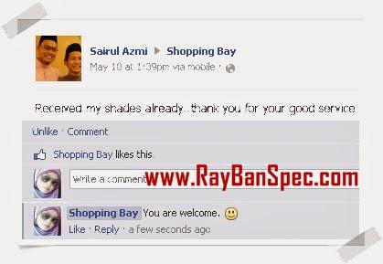 Kaca Mata Hitam - Ray Ban Malasyia - Ray Bna Sunglasses - Eyewear Malaysia - Original Grade - Ray Ban Price