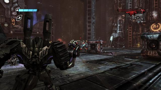 Transformers War for Cybertron PC Games Gameplay