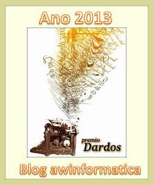 Prêmio Dardos 2013