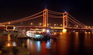 Sejarah Awal Mula Berdiri Kota Palembang
