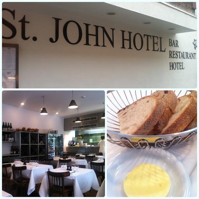 St John Hotel