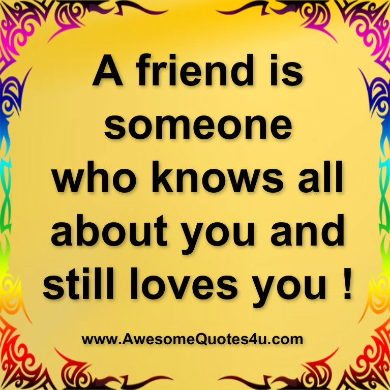 Friendship Quotes To Post On Facebook. QuotesGram