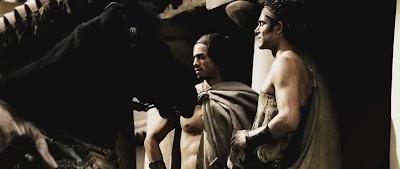 300 (2006) DVDrip mediafire movie screenshots
