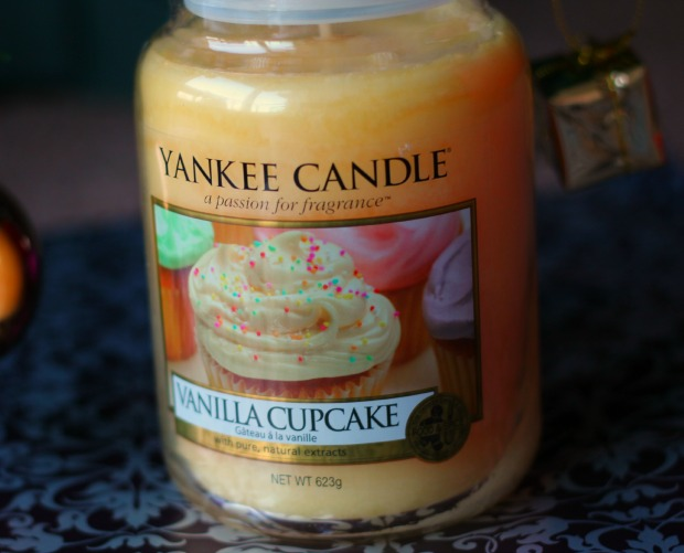 debenhams, home, yellow, yankee candle, vanilla cupcake, homeware