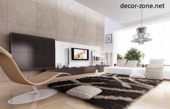 black living room rugs. modern living room rugs  black and white Modern ideas