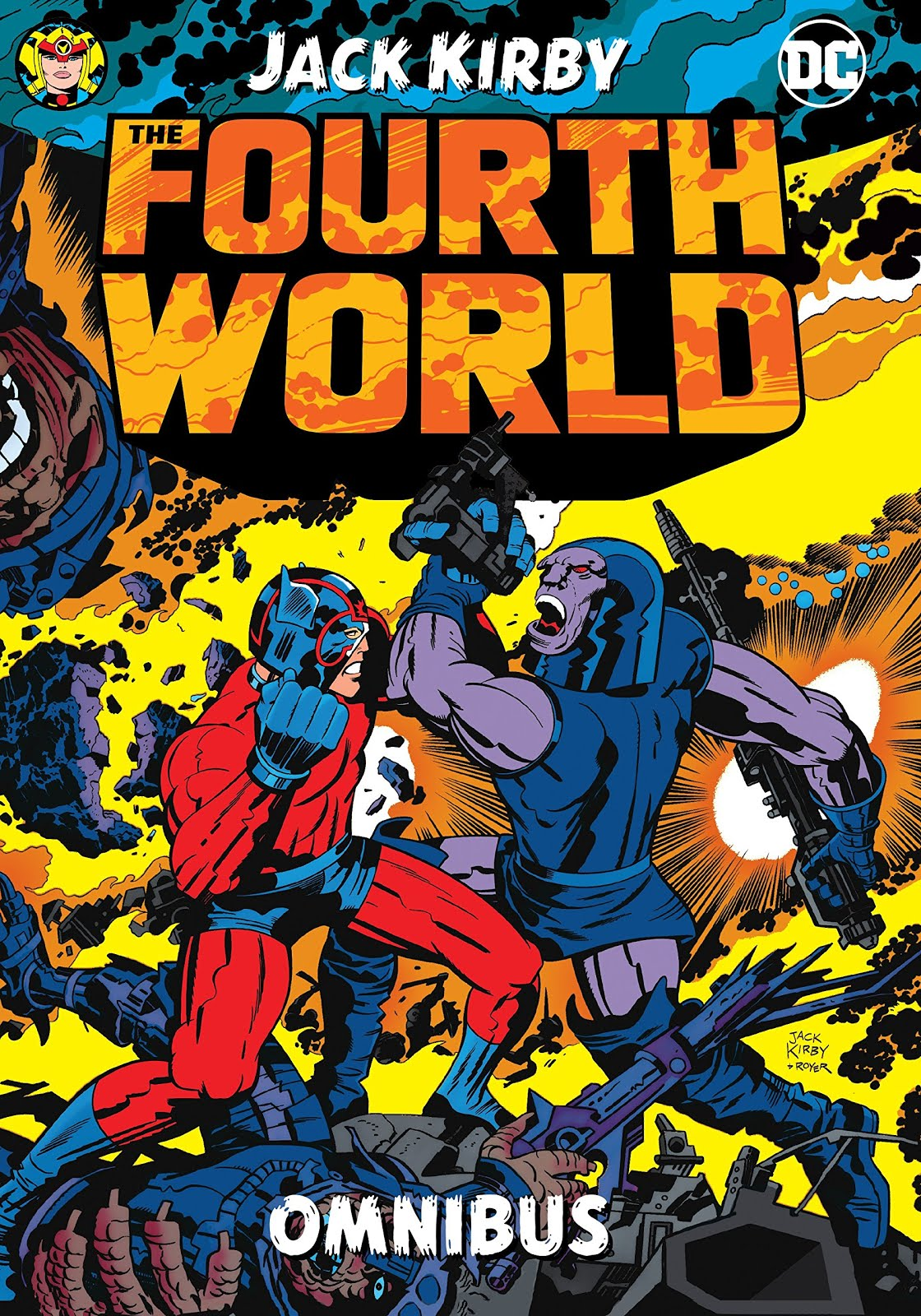 The FOURTH WORLD!