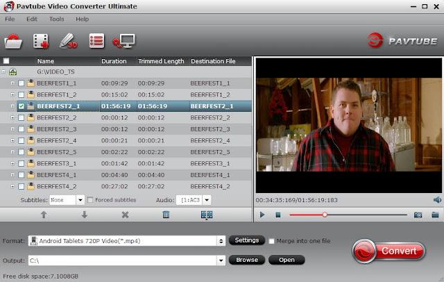 como convertir un video de 1080p a 720p