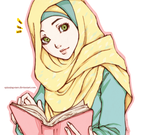 Dress like muslimah