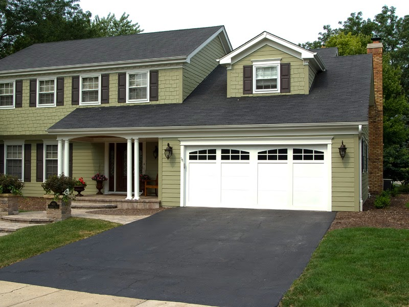 къща с гараж