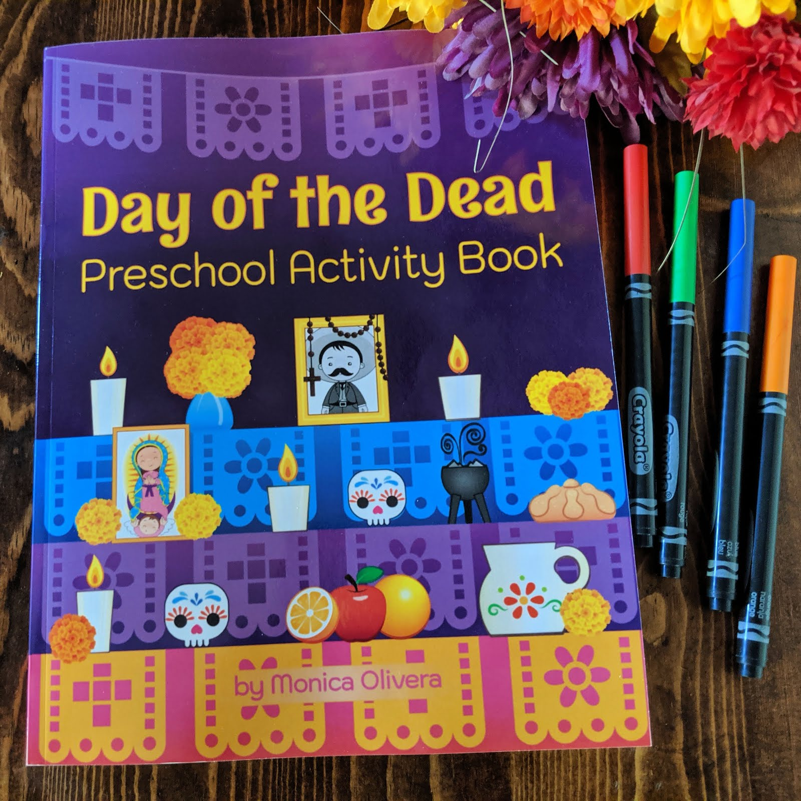 My New Children's Workbook is Here!