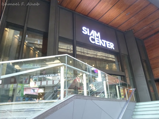 Siam Center shopping complex in Bangkok, Thailand