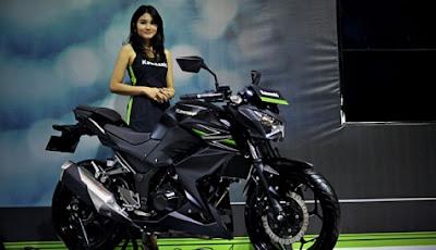 Harga Kawasaki Ninja Z 250 Rp 48,5 juta