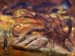 imagenes de dragones poderosos
