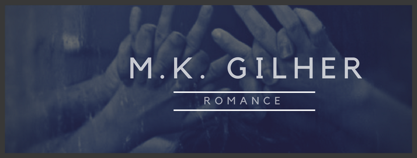 M.K. Gilher Romance Author