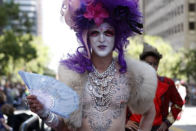 The Split End: The Pride Parade