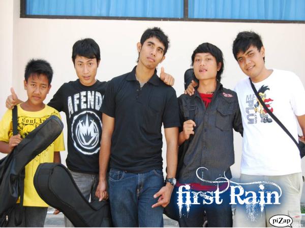 First Rain Band