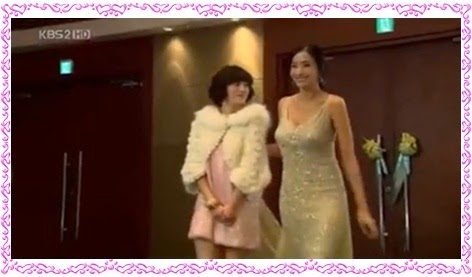 Ku Hye-Seon Geum Jan-Di Han Chae-Young Min Seo-Hyeon Party Boys over Flowers