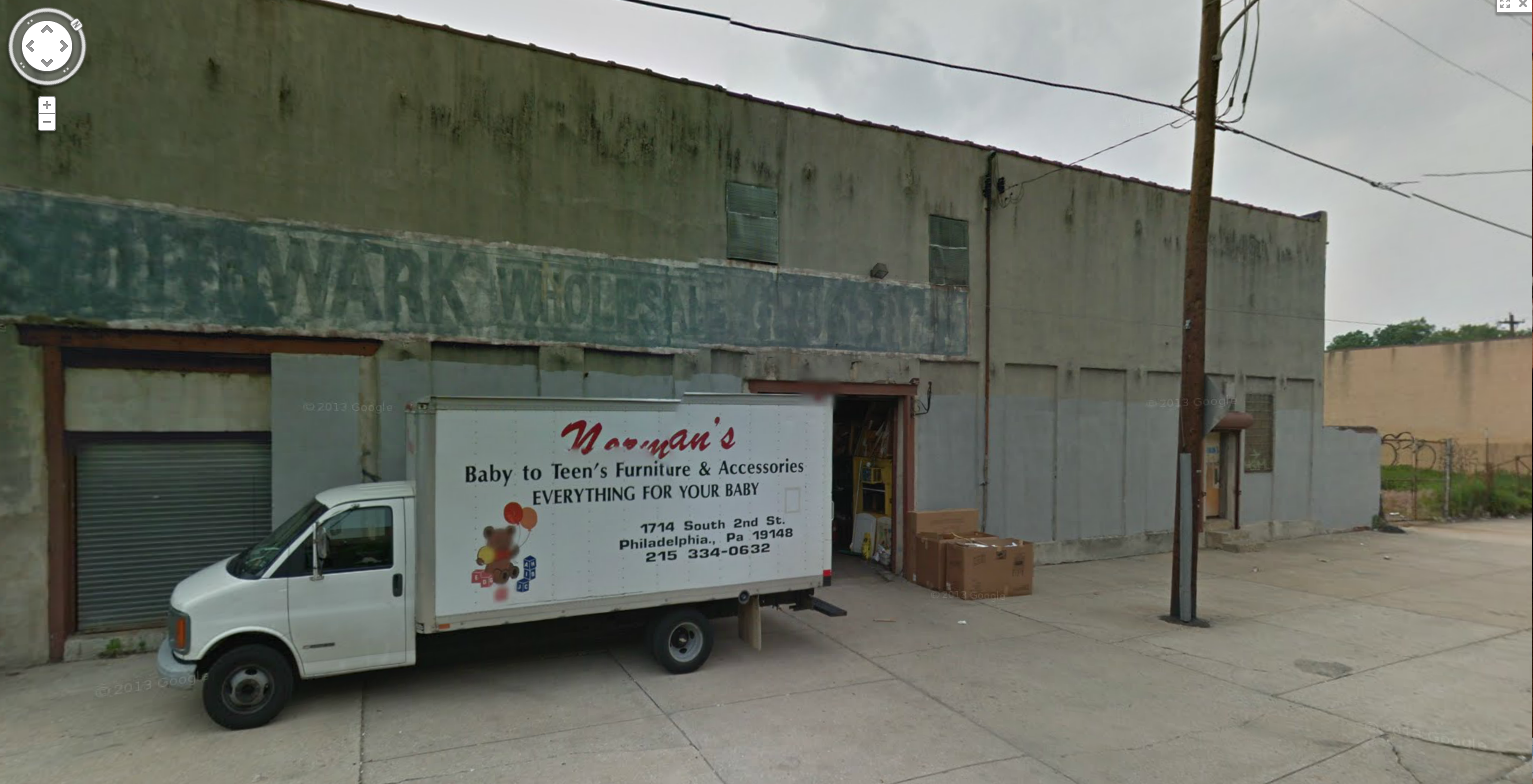 Pennsporter Norman 39 S Juvenile Furniture 39 S Large Warehouse On Front Street Is On The Market