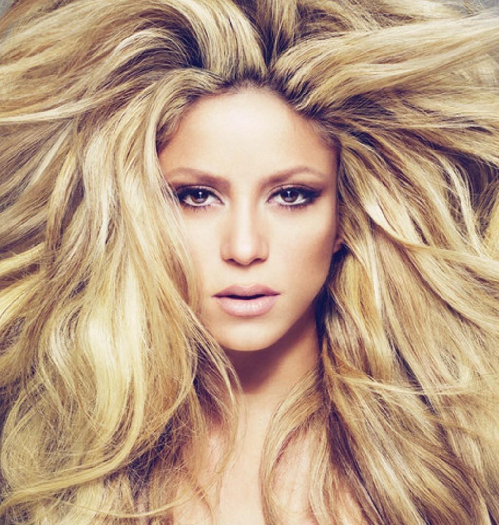 Shakira Hairstyles Shakira