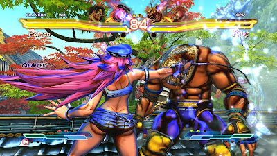 Tekken X Street Fighter Game Free Download For PC