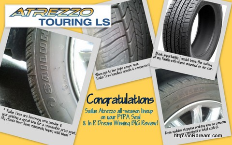 Indo-Malaya Sailun Tires { @PTPA Winning Review }