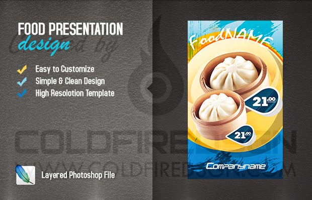 Food Presentation Design