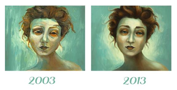 10 year comparison