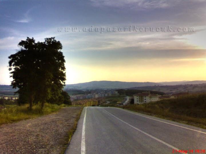 Cevat Uncuoğlu Caddesi - Korucuk