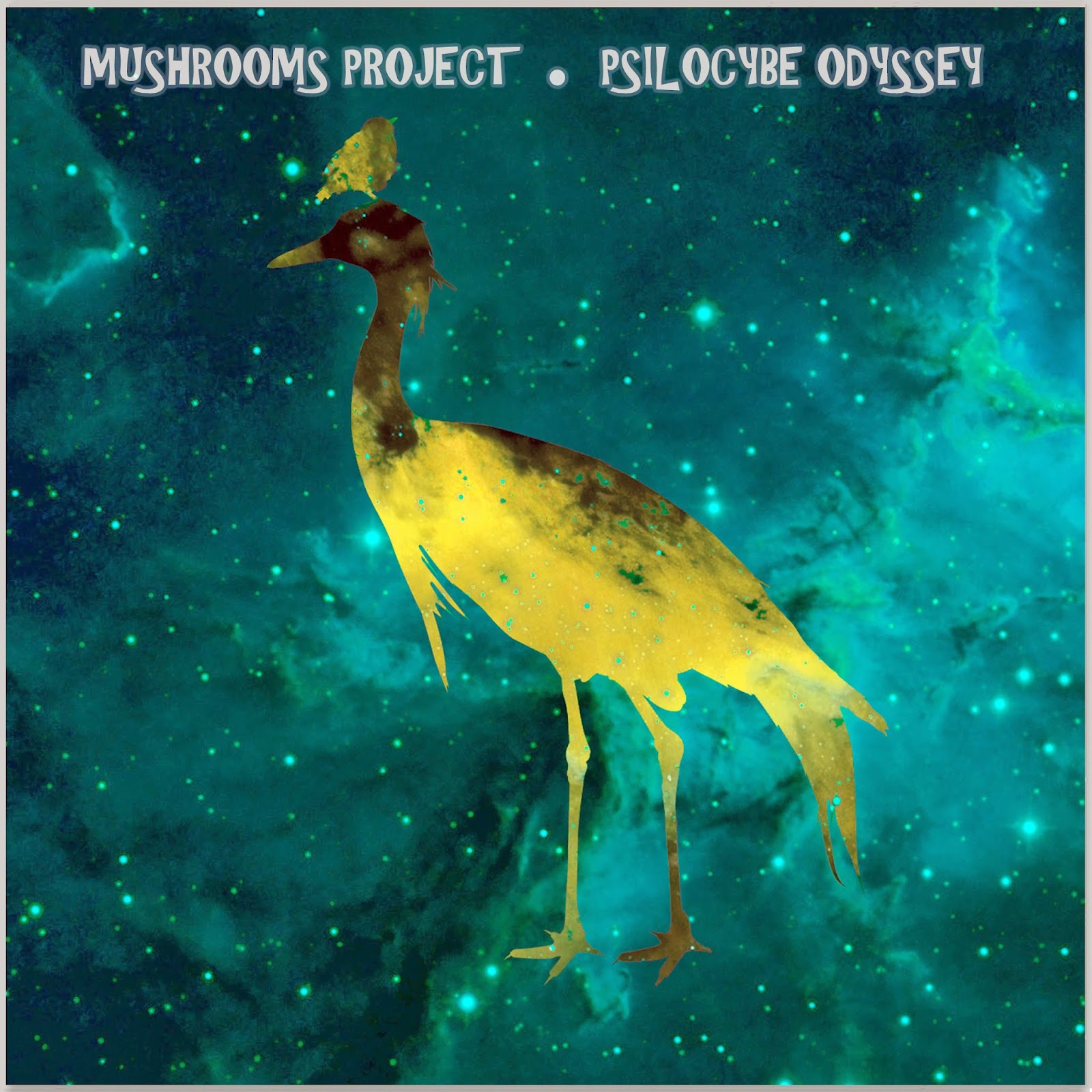 Discosafari - MUSHROOMS PROJECT - Psilocybe Odyssey Pt 1 & 2 - Opilec Music